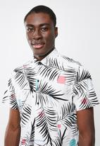 Jack & Jones - Miami resort shirt - multi