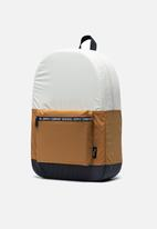 Herschel Supply Co. - Day/night daypack - brown & white