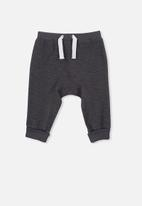 Cotton On - Casey trackpant - grey
