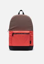 Herschel Supply Co. - Day/night daypack - coral & brown