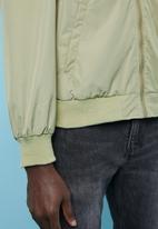 Superbalist - Lined bomber jacket - green