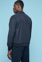 Superbalist - Lined bomber jacket - navy