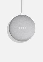 Google - Google Home Mini - Chalk