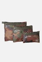 Herschel Supply Co. - Travel pouches - green & brown
