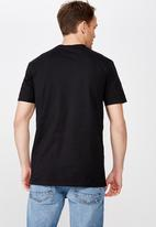 Cotton On - Coke box logo tee - black