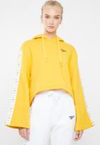 Reebok - Classic vector hoodie - yellow