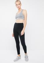 Cotton On - Active high waist core 7/8 tight  - black