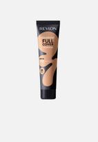 Revlon - Colorstay full cover foundation - warm golden