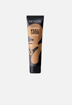 Revlon - Colorstay full cover foundation - natural tan