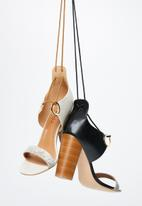 Miss Black - Adamina 2 heel - black