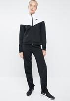 Nike - Nsw tracksuit set - black & white
