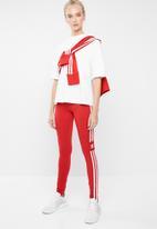 adidas Originals - Ladies trefoil tights - red