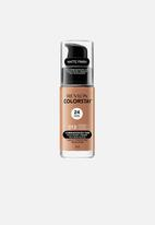 Revlon - Colorstay combo/oily makeup - caramel