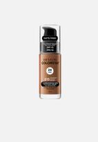 Revlon - Colorstay combo/oily makeup - mahogany