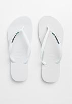 Havaianas - Slim brazil - white