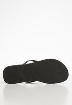 Havaianas - Slim strapped - black