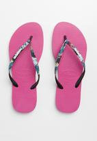 Havaianas - Slim strapped - pink