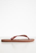 Havaianas - Slim - brown