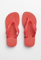 Havaianas - Top flip flops - ruby red
