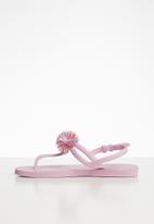 Havaianas - Freedom slim pompom - pink
