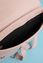 Superbalist - Saddle clutch bag - pink