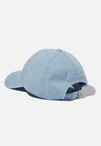 Cotton On - Kaia cap - blue