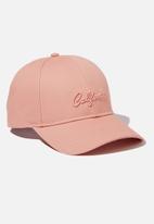 Rubi - Selina structured cap - pink