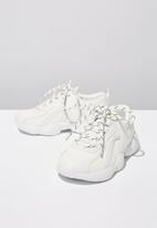 Cotton On - Bubble trainer - white