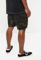 Brave Soul - Rivercamo shorts - multi