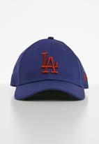 New Era - 9forty league essential Los Angeles Dodgers- blue