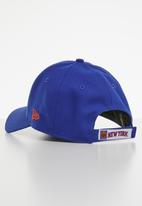 New Era - 9forty nba the league New York Knicks - blue