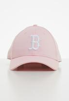 New Era - 9forty league essential Boston Red Sox  - pink