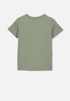 Cotton On - Penelope short sleeve - green