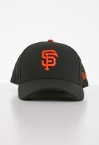 New Era - 9forty the league San Francisco Giants - black