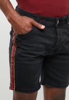 Brave Soul - Dorian shorts - charcoal