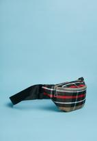 Superbalist - Tartan waistbag - multi