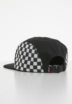 Herschel Supply Co. - Glendale cap - black & white