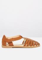 Cotton On - Liana sandal - brown