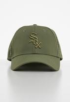 New Era - 9forty feather perf - Chicago White Sox - green