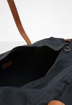 Fjallraven Kånken - Kanken duffel no 4 large bag - black