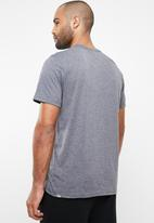 The North Face - Short sleeve simple dome tee - grey