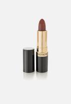 Revlon - Superlustrous lipstick - toast of new york