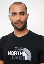 The North Face - Short sleeve easy tee - black