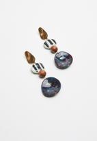 Superbalist - Misi earrings - multi
