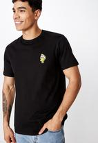 Cotton On - Tbar short sleeve tee - black