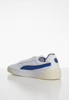PUMA - Cali-0 - puma white-galaxy blue-whisper white