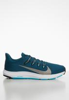 Nike - Quest 2 -  blue force/metalic pewter-lt current blue