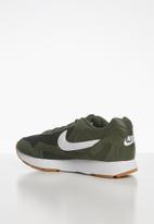 Nike - Delfine - cargo khaki/white/gum light brown