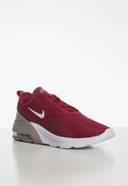 Nike - Nike air max motion 2 - noble red/white-pumice