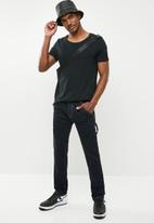 Lee  - Lee slim fit tapered carpenter jeans - blue